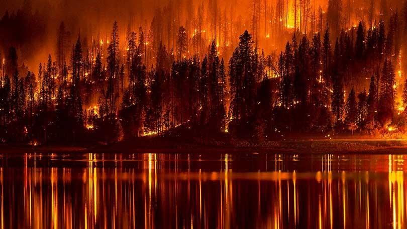 Extinguir los incendios