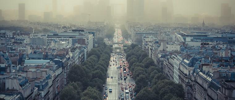 implicaciones de la contaminacion atmosferica