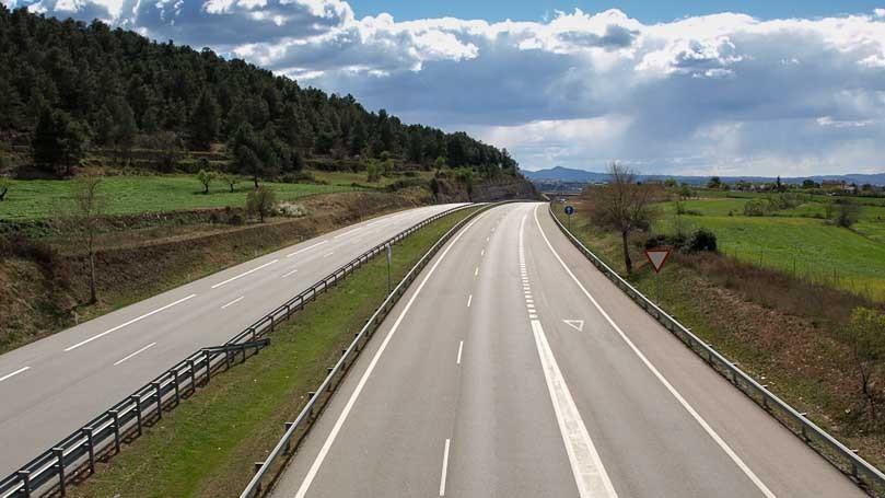 autopistas verdes